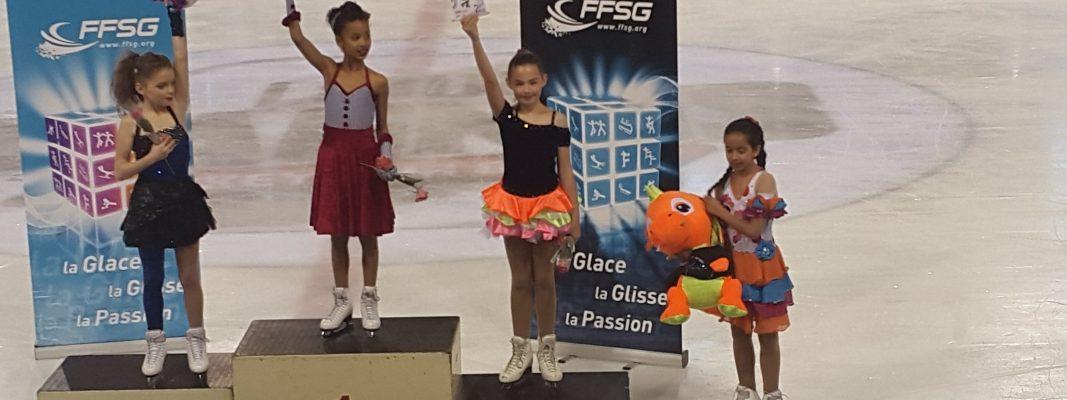 Podium au Championnat de France Solos