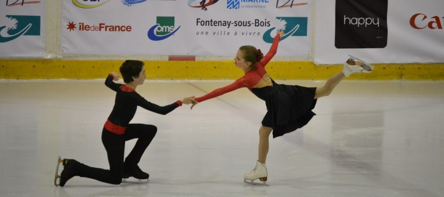 Championnats de France couple